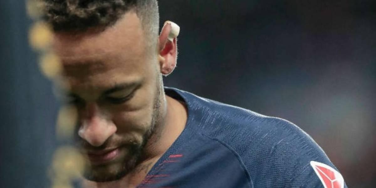 Neymar habría llamado cinco veces a Barcelona porque quiere volver