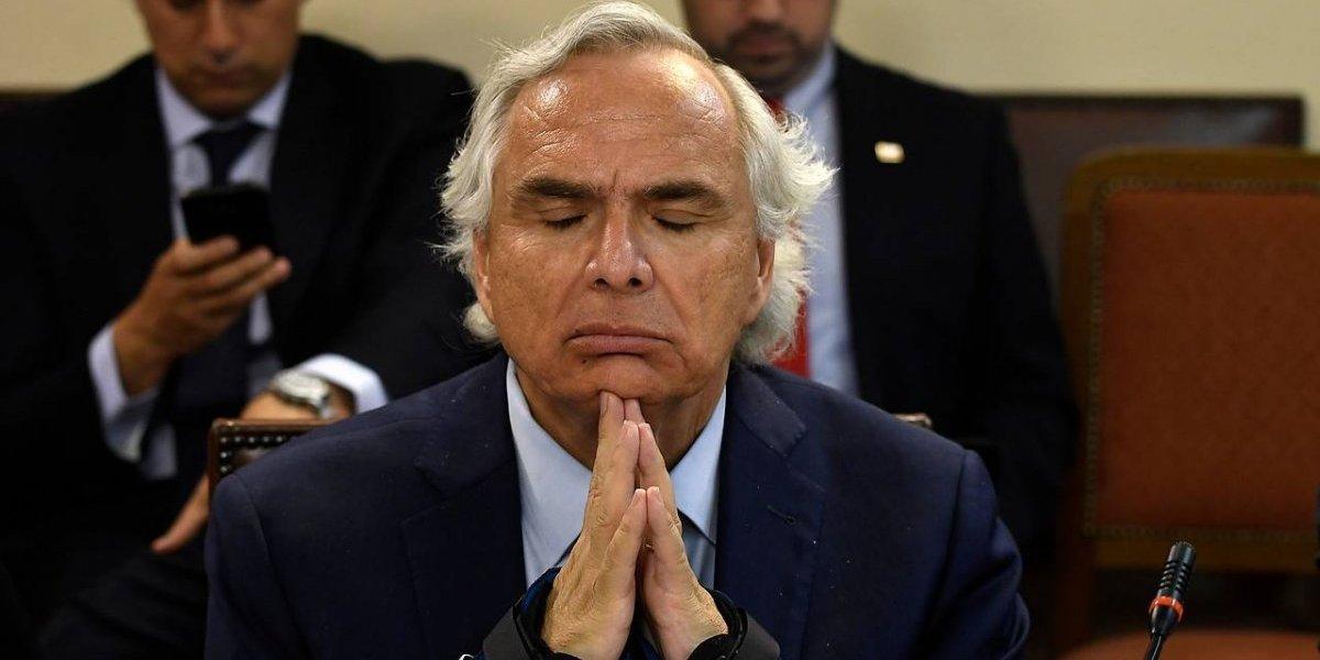 """Chadwick respalda dichos del Presidente sobre denuncia a Bernardino Piñera: """"es la visión del Gobierno"""""""