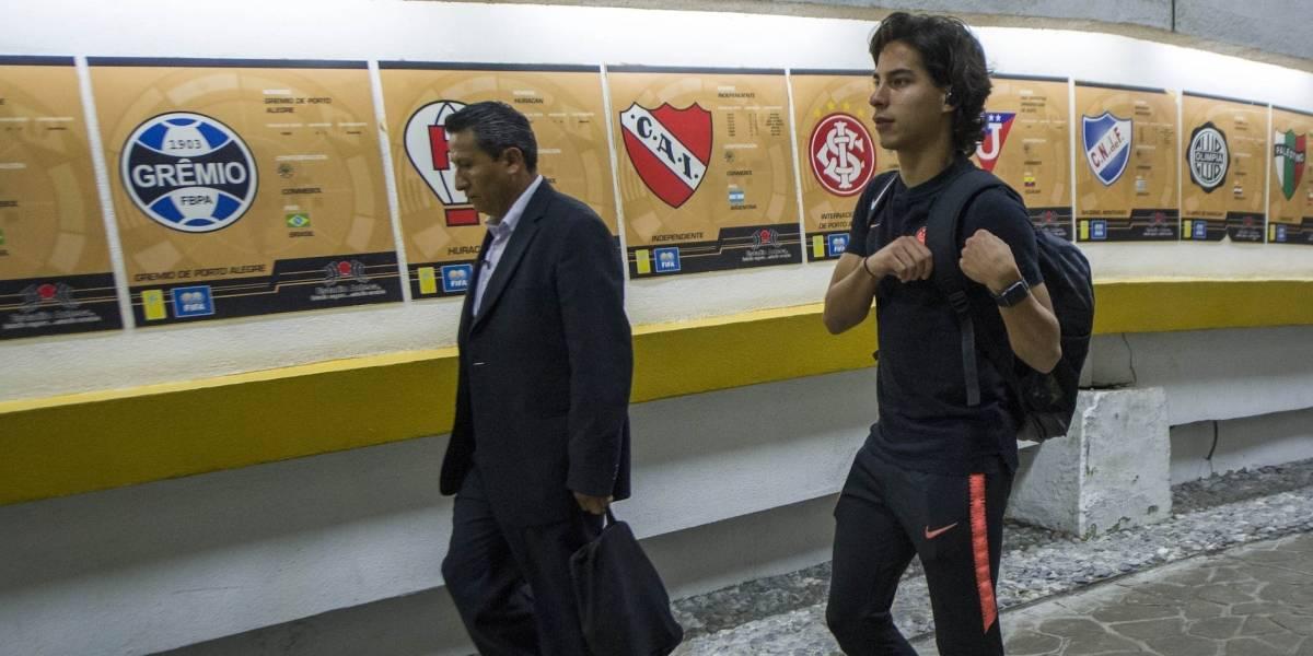 Reportan que Diego Lainez viajará a España este jueves
