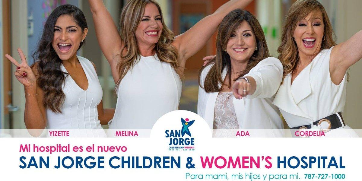 San Jorge Children and Women's Hospital, el nuevo hospital para la mujer