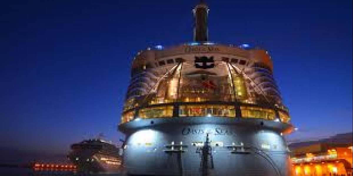 Caos en un crucero: 270 personas contagiadas por un virus
