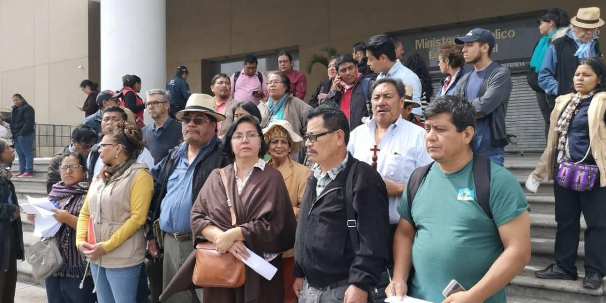 Organizaciones anuncian movilizaciones en carreteras para el lunes