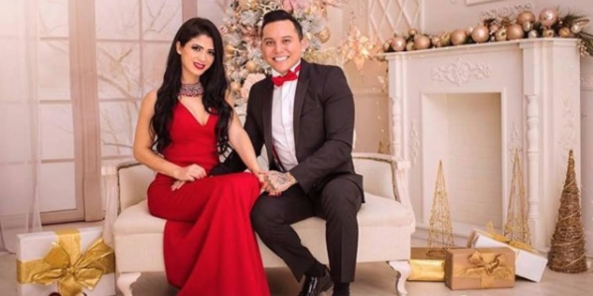 Edwin Luna confirma la fecha en la que celebrará su boda con la modelo guatemalteca Kim Flores