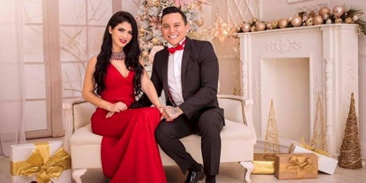 Foto evidencia que Kim Flores está embarazada de nuevo de Edwin Luna