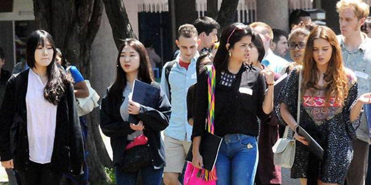 ¿Cuál es la universidad más solicitada por estudiantes extranjeros?