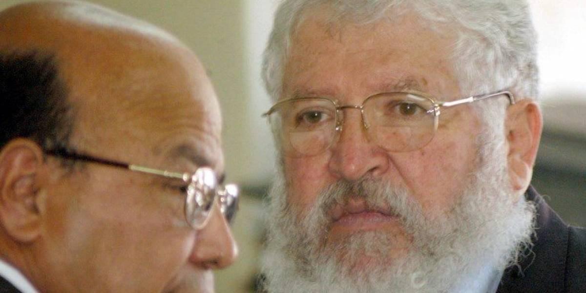 Fallece el ex vicepresidente Juan Francisco Reyes