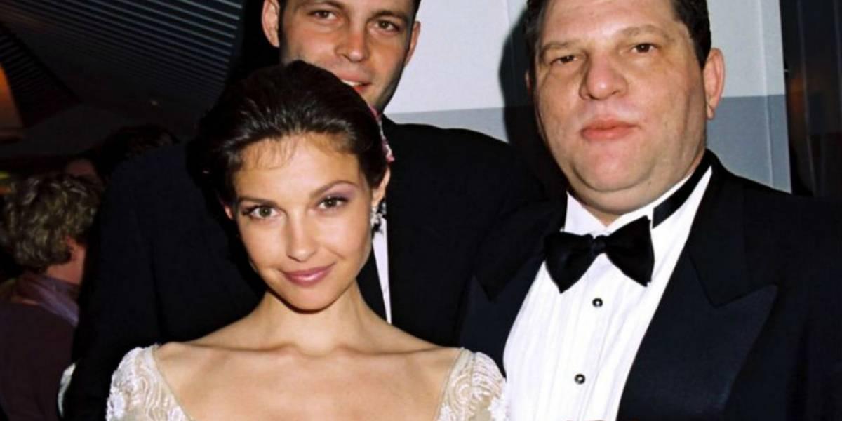 Desestiman demanda de la actriz Ashley Judd contra Harvey Weinstein