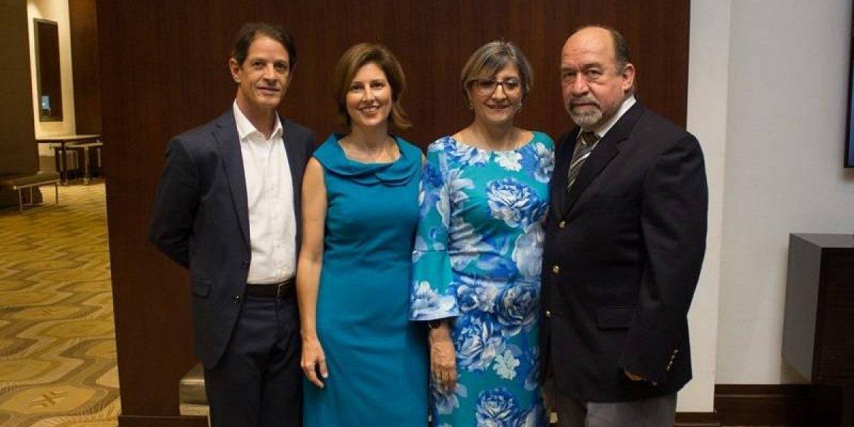 #TeVimosEn: IDEFA celebró su tradicional 'Noche de Vinos y Quesos' pro fondos programas sociales