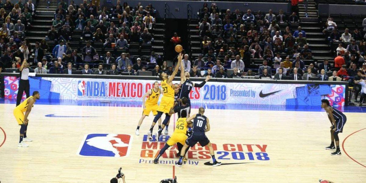 México tiene 56 millones de aficionados a la NBA y MLB