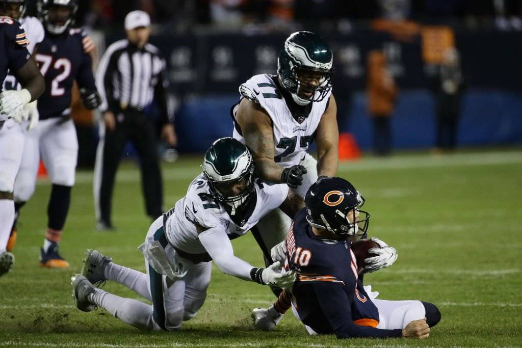 Eagles vs Bears