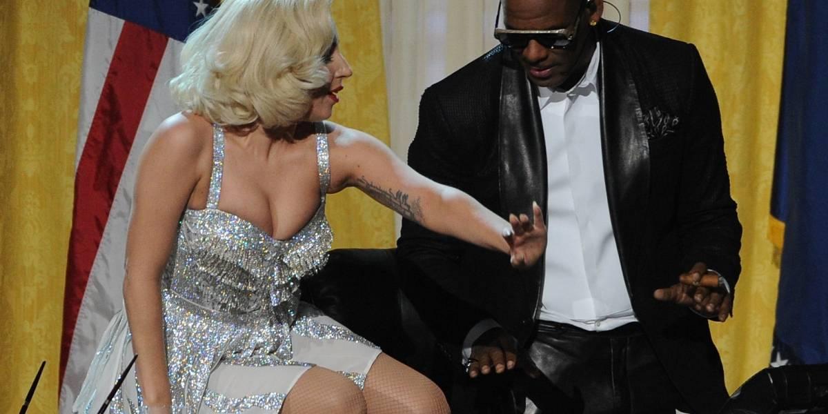 Lady Gaga promete excluir música feita em parceira com R Kelly, investigado por abuso sexual