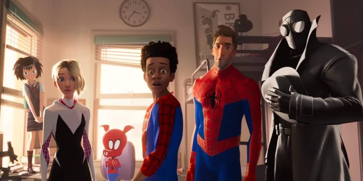 'Homem-Aranha: No Aranhaverso' mergulha nas HQs para apresentar várias versões do herói ao público mais amplo
