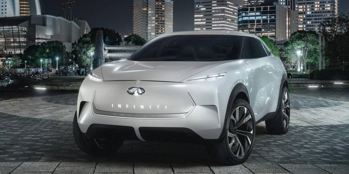 Infiniti enseña su nuevo prototipo de SUV eléctrico