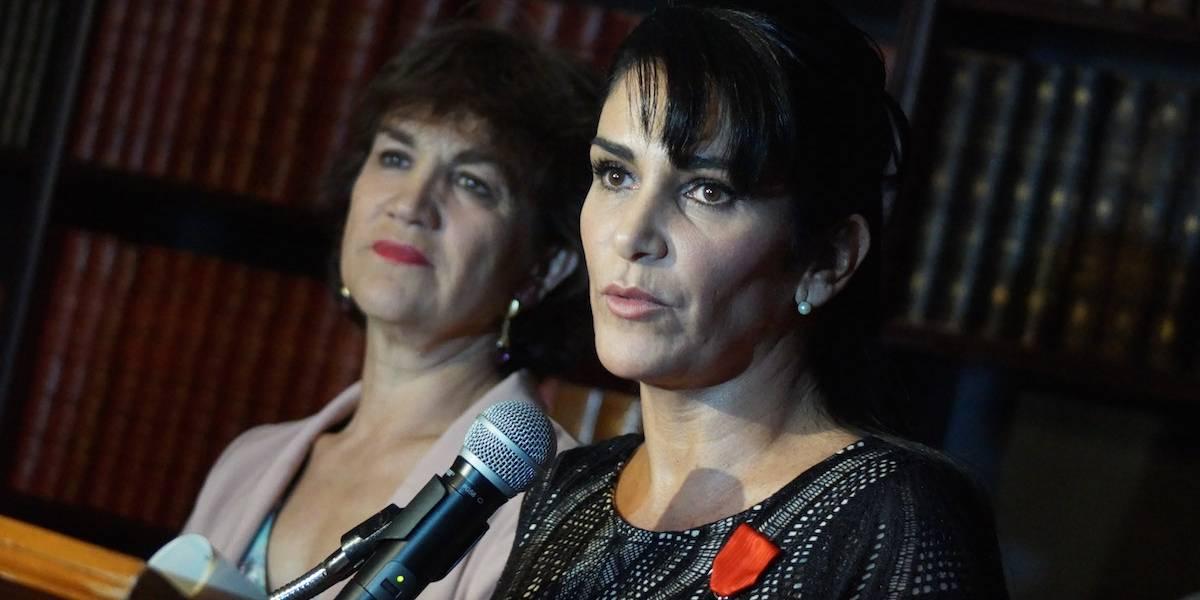 México se disculpa con Lydia Cacho por violar sus derechos humanos