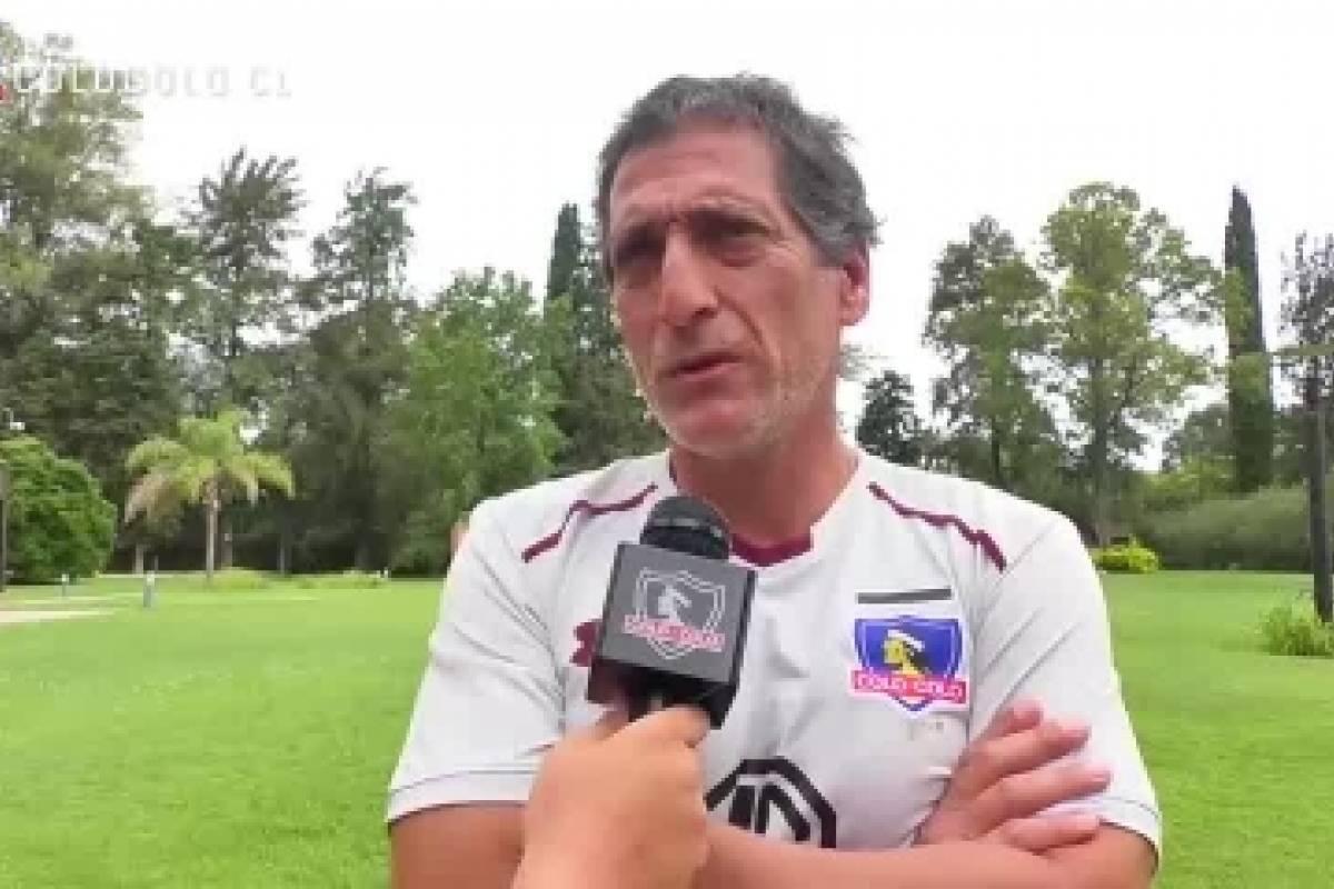 El desmentido de Juan Carlos Gaete por supuesto bullying de Jorge Valdivia