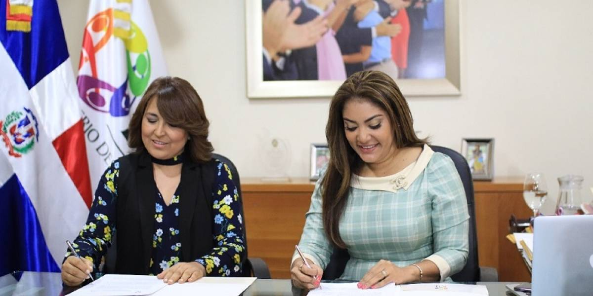 Acroarte y Ministerio de la Juventud firman acuerdo en favor del arte y la cultura