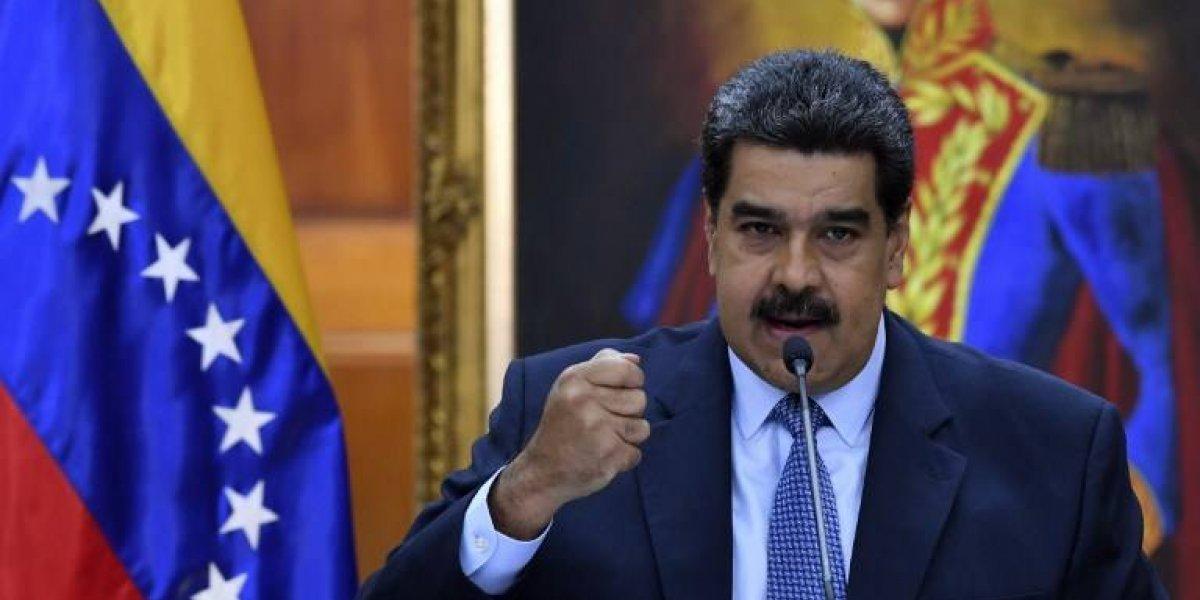 Con su país en crisis y bajo la crítica internacional, Maduro asume un nuevo mandato