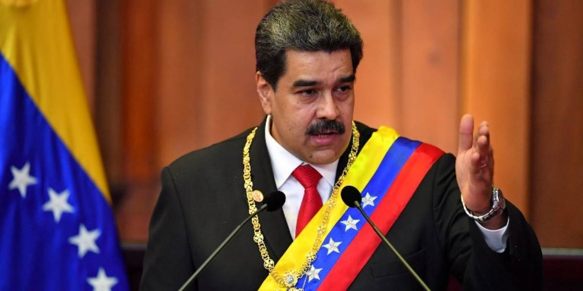 Maduro inicia su nuevo gobierno bajo un fuerte rechazo internacional