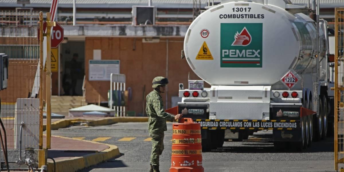 Pemex no dará marcha atrás en combate contra el huachicoleo