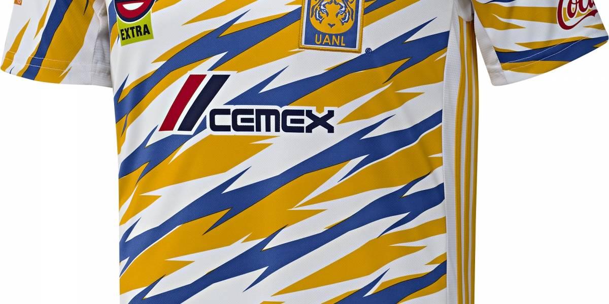 Tigres hace oficial su tercer uniforme para el Clausura 2019