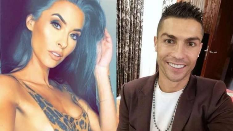 Cristiano Ronaldo y su exnovia