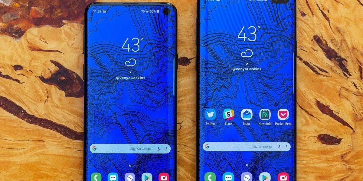 ¿Adiós notch?: Samsung anuncia fecha para presentación del Galaxy S10