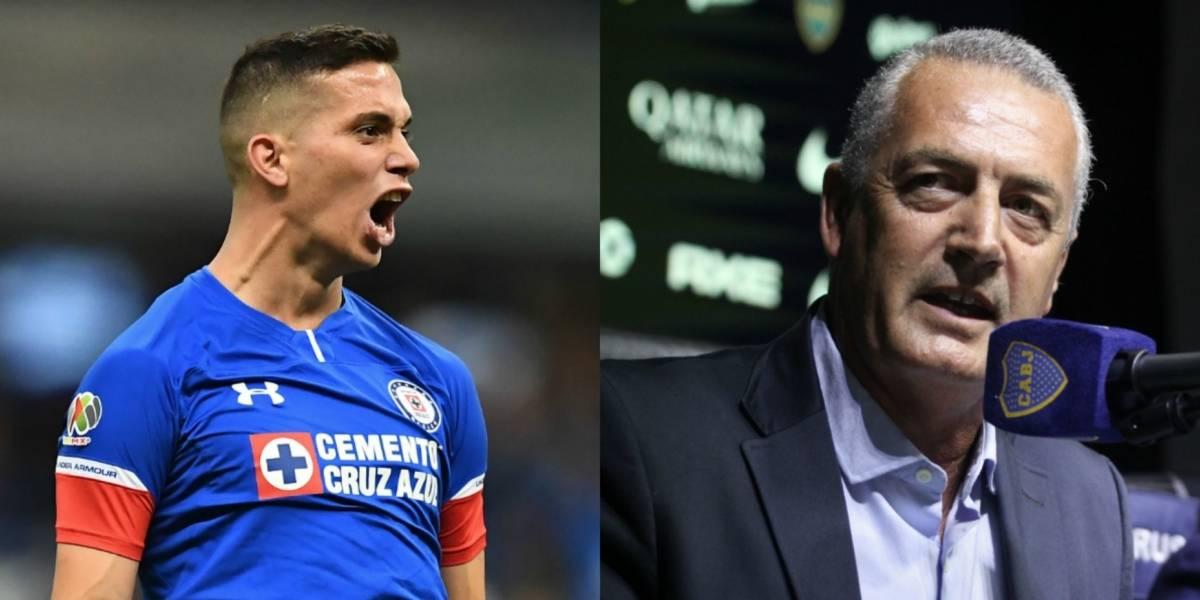 DT de Boca Juniors confirma negociación por Marcone