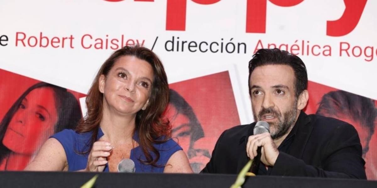 Mariana Garza y Pablo Perroni confirman su divorcio y bisexualidad del actor