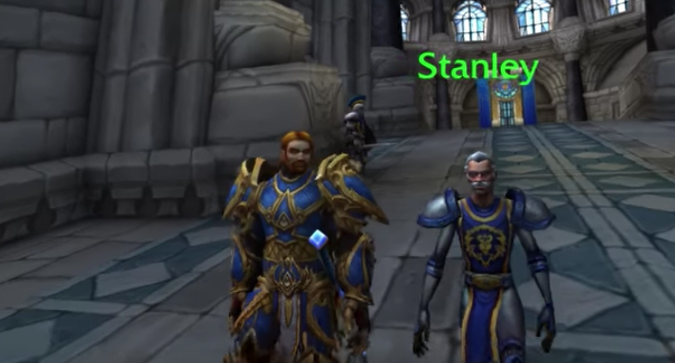 Stan Lee World of Warcraft