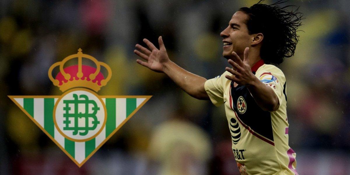OFICIAL: Diego Lainez es nuevo jugador del Real Betis