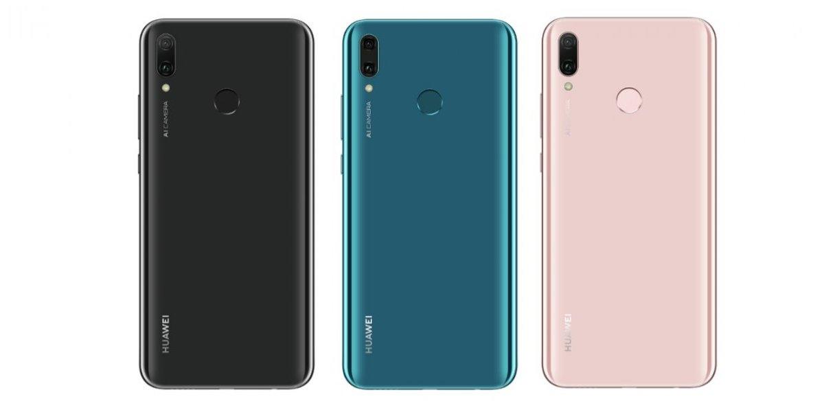 Tienes una semana para adquirir en preventa online el Y9 2019 de Huawei