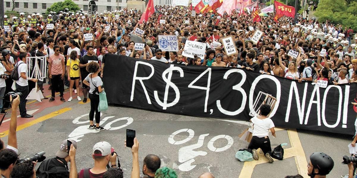 Tarifa do Metrô e da CPTM sobe para R$ 4,30 neste domingo