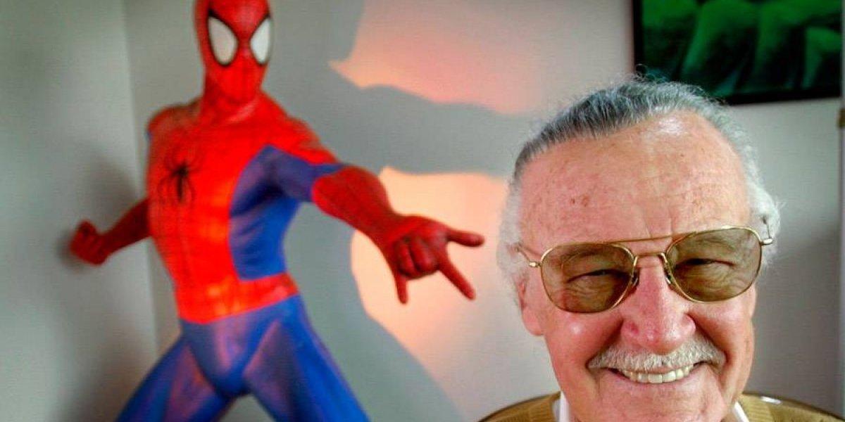 Stan Lee será recordado en Hollywood