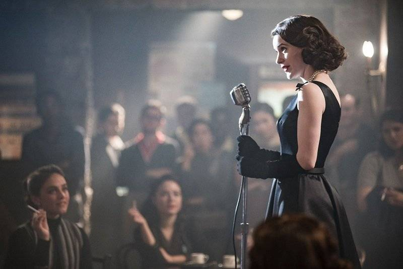 The Marvelous Mrs. Maisel S1-2