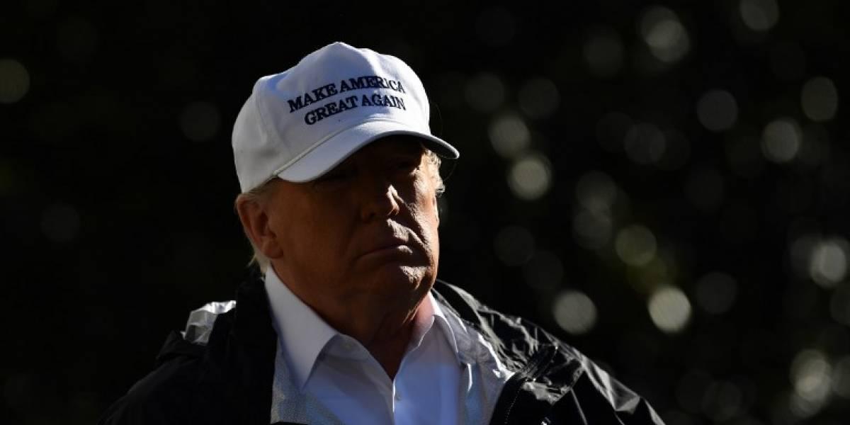 Trump viaja a la frontera con México para defender su promesa del muro