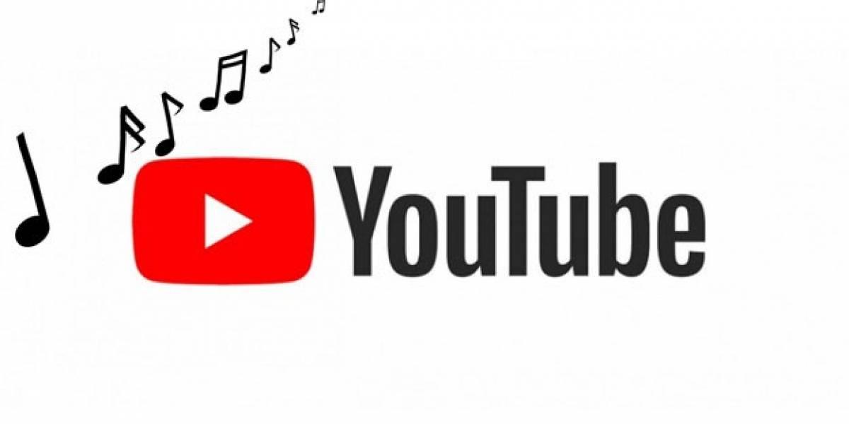 Cómo descargar música de YouTube en tu celular Android
