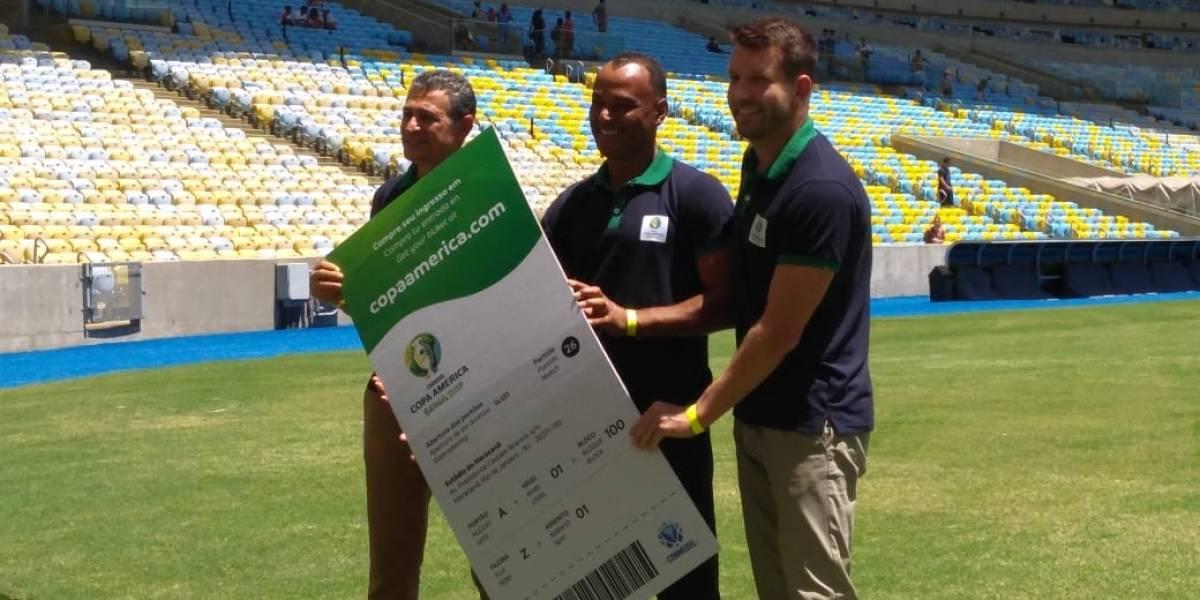 Copa América: começa a venda de ingressos; veja preços e como comprar