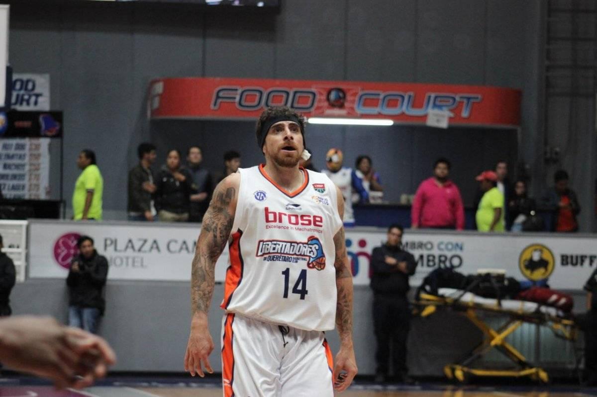 Es una leyenda del basquetbol mexicano. / Libertadores de Querétaro