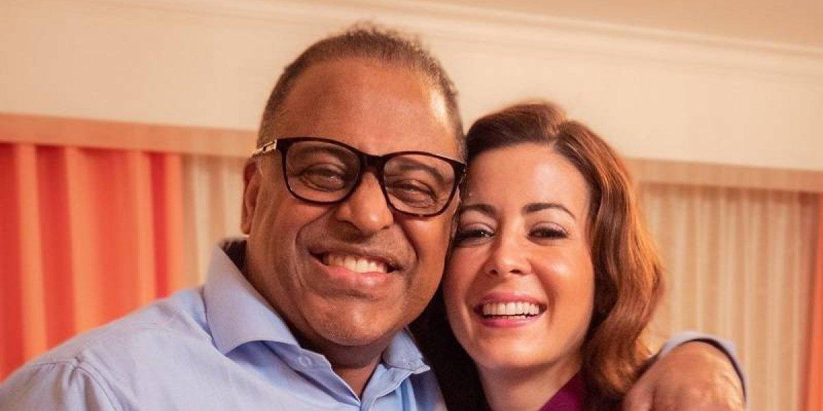 Dafne Guzmán conversa este domingo con Wilfrido Vargas