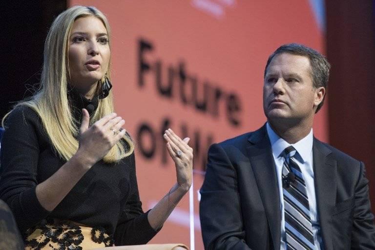Ivanka Trump podría ser candidata a presidenta del Banco Mundial