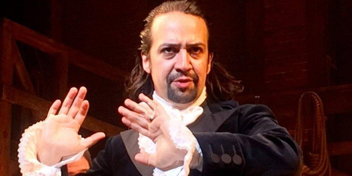 """Listo el CBA para el estreno de """"Hamilton"""""""