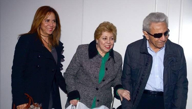 Hermana y padres de Shakira