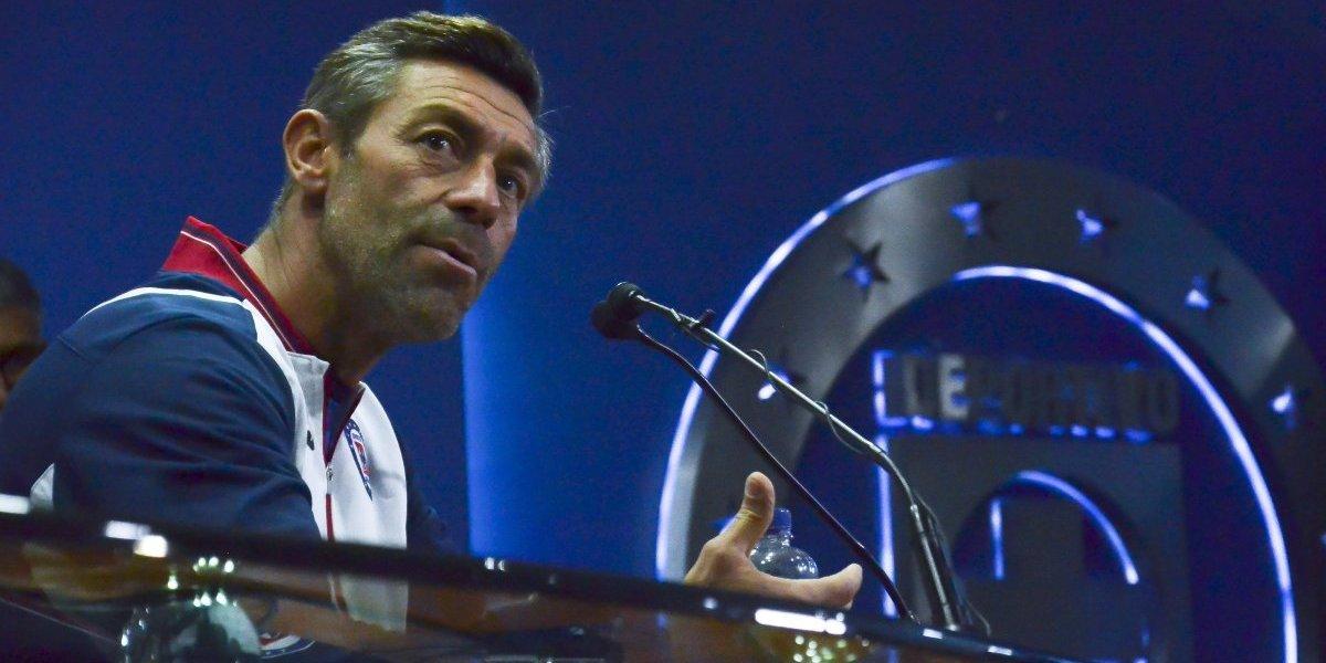 Caixinha cataloga 'espectacular' la llegada de Lainez al Betis