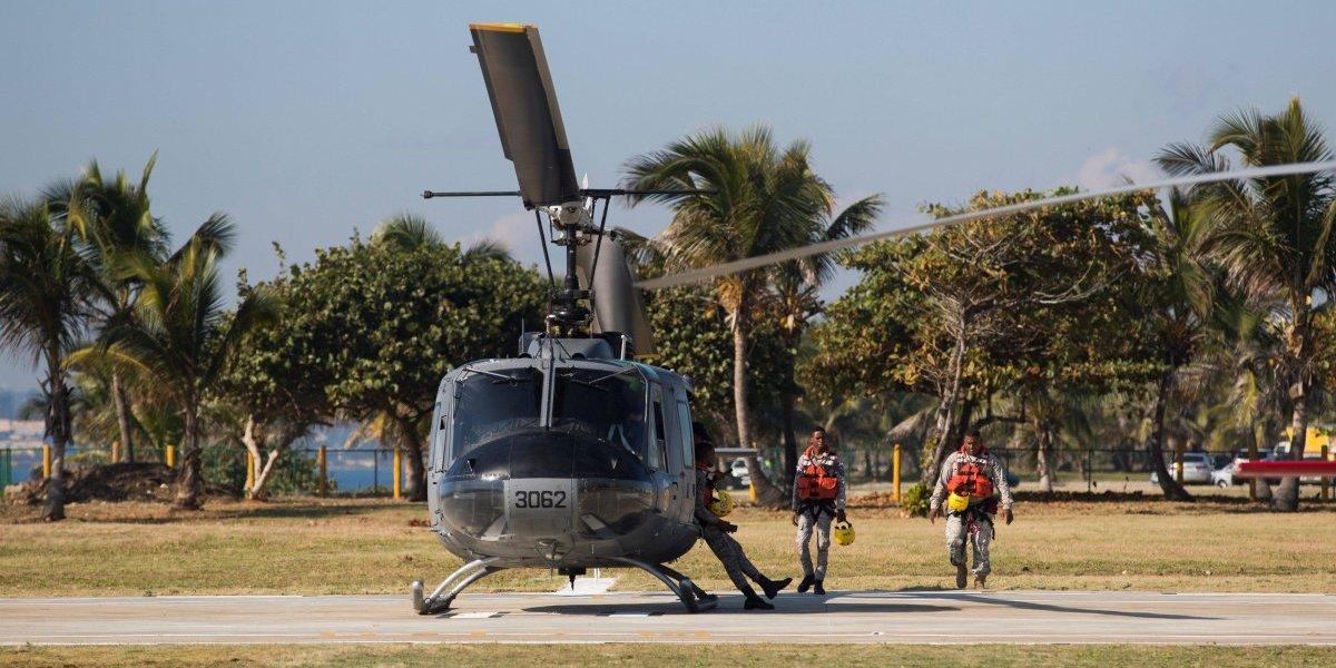 Inauguran el nuevo helipuerto de Santo Domingo