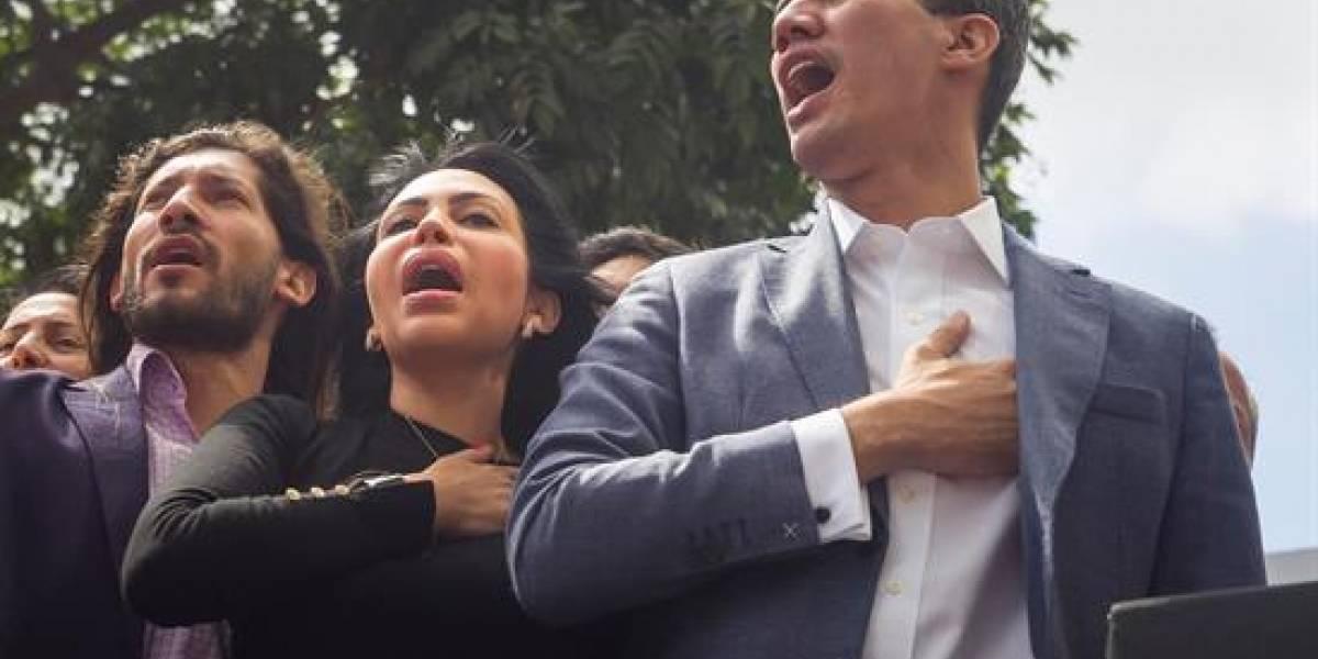 Chavismo dice que está lista la celda para jefe de Parlamento que quiere tomar el mando de Venezuela