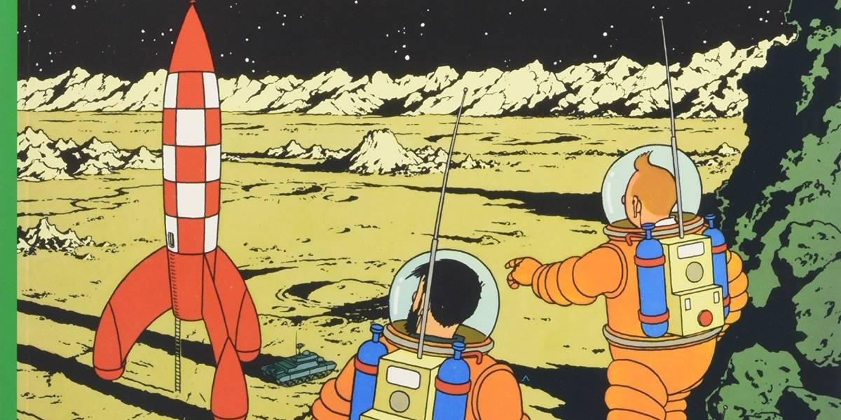 Tintín cumple 90 años y recordamos el día que llegó a la Luna