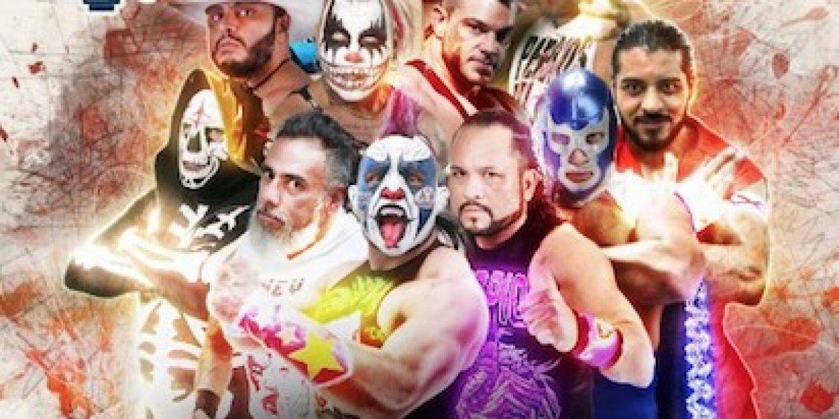 AAA arrancará su gira 'Conquista Total' en la CDMX con espectacular cartel