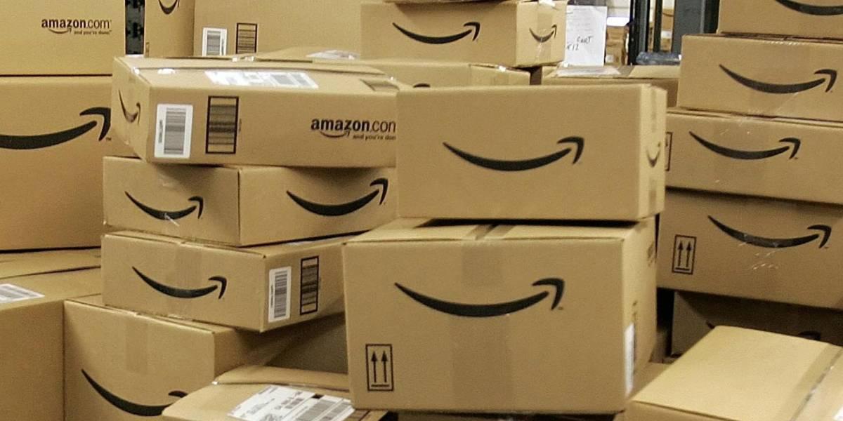 Amazon tiene una nueva estrategia publicitaria: envío de muestras gratuitas