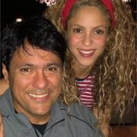 Antonio y Shakira