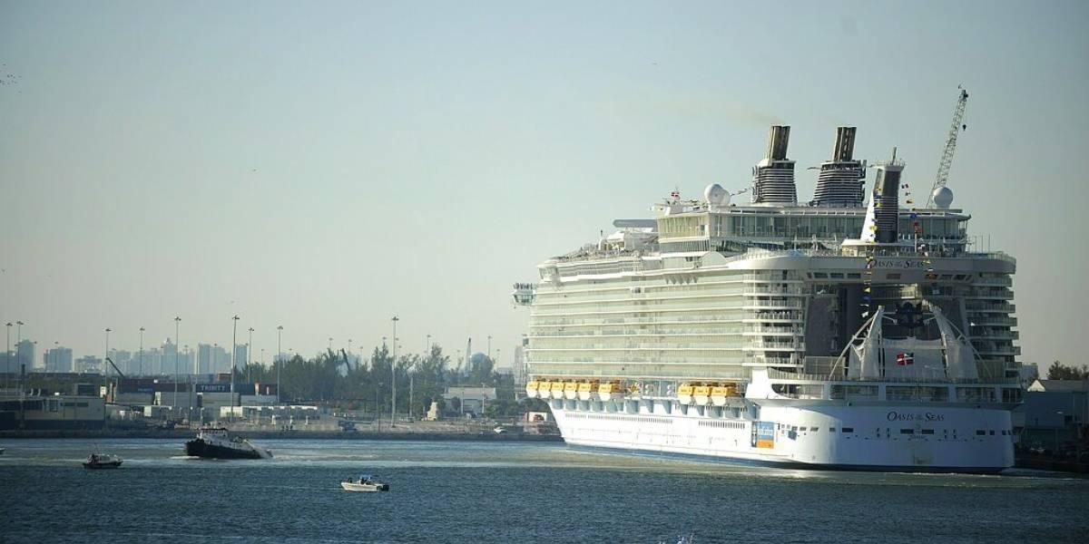 Caos total dentro de crucero: brote de potente virus gastrointestinal provocó que al menos 270 personas se contagiaran